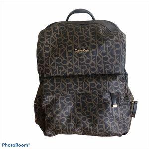 Calvin Klein backpack NWT 19x 13 like luggage